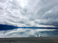 プカキ湖にて - bluecheese in Hakuba & NZ:白馬とNZでの暮らし