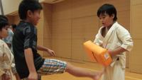 前蹴り - 子ども空手×杉並 六石門 らいらいブログ