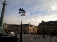 ヴァンドーム広場 Place Vendôme - tony☆