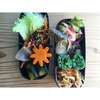 鰯煮付けBENTO - Feeling Cuisine.com