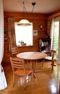 秋模様 - 家具工房モク・木の家具ギャラリー 『工房だより』