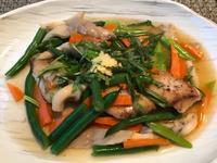 鰆のソテー 野菜あんかけ - やせっぽちソプラノのキッチン2