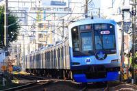 東急東横線万年堂カーブ - 飛行機&鉄道写真館
