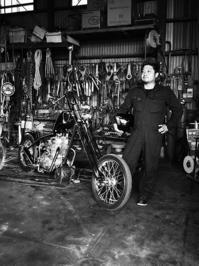 斎藤 信一 & YAMAHA XS650(2017.09.18) - 君はバイクに乗るだろう
