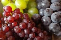 小粒の葡萄は美味しい - もるとゆらじお
