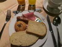 オル・トカイ ロッジでの朝食(アンボセリ) - せっかく行く海外旅行のために