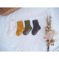 リブ靴下 - ゆらゆら blog