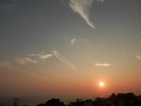 夕日が導く「今、ここ、この瞬間」 - 百寿者と一緒の暮らし