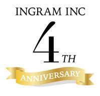 創立4周年のご挨拶 - INGRAM INC TOPICS
