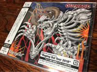 OUTRAGE『Raging Out』-Deluxe Edition- をフラゲ - Lucky★Dip666-Ⅲ