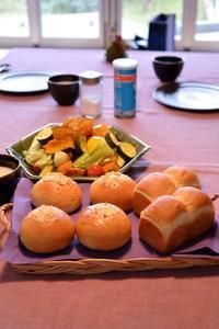 野菜ランチと体調 - 水戸市(茨城)のパン教室 Fika(フィーカ)  ~日々粉好日~