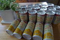 りんごジュースは、缶がキメテ。 - Happy world by yoshiko