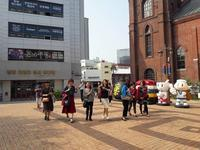 2017年9月金木犀ツアー ⑨薬令市で盛り上がる! - Yucky's Tapestry