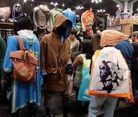 漫画・アニメから生まれた独系ファッション・ブランド、Musterbrand - ニューヨークの遊び方