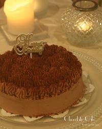 お誕生日のチョコレートケーキ - Tortelicious Cake Salon