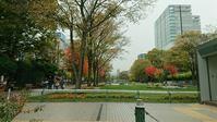 大通公園秋 - polepoleな日々