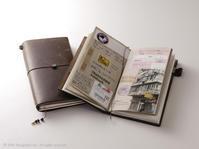 【プレゼント情報】旅するような毎日を過ごす「トラベラーズノート」 - エキサイトブログCAFE