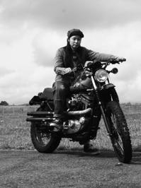 更新後記 VOL.145 - 君はバイクに乗るだろう