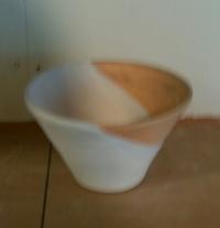 植木鉢だよ。 - 陶芸教室 なすびの花