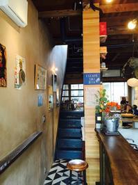 11/3(金・祝)大阪のカフェ「Escapé LODGE & Espresso.」公演 - マコト日記