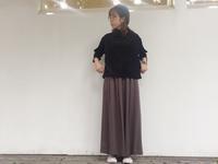 セレクトアイテムでスタイリング♪ - 「NoT kyomachi」はレディース専門のアメリカ古着の店です。アメリカで直接買い付けたvintage 古着やレギュラー古着、Antique、コーディネート等を紹介していきます。