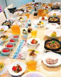 「プルコギクラス」スタートです♪デザートは「かぼちゃプリン」 - 今日も食べようキムチっ子クラブ (我が家の韓国料理教室)