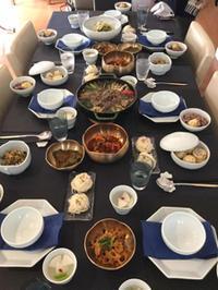 10月の韓国料理 - 美味しい韓国 美味しいタイ@玄千枝クッキングサロン