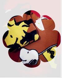 「CASHYAGE カシヤージュ」~PEANUTS Friendsのカシミヤニット新作入荷です♬ - 札幌セレクトショップ ユニークジーンセカンド ブログ  海外セレブファッション
