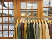 crepuscule Wool Knit - Lapel/Blog