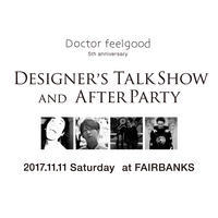 DFG 5th Anniversary party チケットお急ぎ下さいませ。 - Doctor Feelgood BLOG