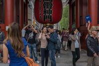 記憶の残像 2017年 花の東京 -49 東京都台東区 浅草 - ある日ある時 拡大版