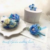 ブライダルレッスン - 花雑貨店 Breath Garden *kiko's  diary*