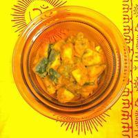 東京カリ〜番長 のレシピを試してみたよ【ネパール風カボチャのアチャール】 - r_rammyのethnicだったり面白いものだったり