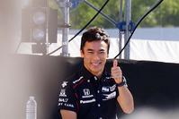 F1グランプリ日本大会-(2)トークショー@2017-10-08 - (新)トラちゃん&ちー・明日葉 観察日記