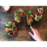鶏胸肉とトウモロコシの卵炒めBENTO - Feeling Cuisine.com