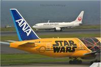 特別塗装機・STAR WARS - muku3のフォトスケッチ