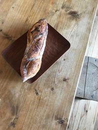 最後は、平パンでフレンチトースト - 工房正島ぶろぐ