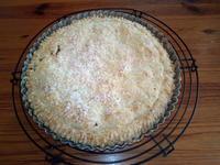 アップルパイを焼きました。 - 自然の食卓 ブログ