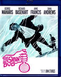 「サタンバグ」 The Satan Bug  (1965) - なかざわひでゆき の毎日が映画三昧