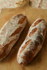 バゲット - 美味しいパンと共に