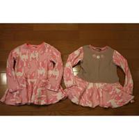 ガーリートレーナー2 - どこまで出来るかハンドメイド子供服。