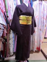 秋のコーディネート・・・紅葉の帯。 - 京都嵐山 着物レンタル&着付け「遊月」