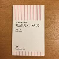 広瀬隆「福島原発メルトダウン」 - 湘南☆浪漫