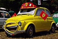 『 FIAT500♪Cinquecento!』 - 『  いなせなロコモーション♪  』