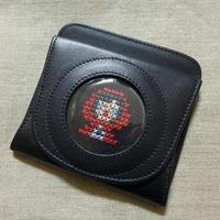 赤ケープを財布に入れてみる - Point de X のこと
