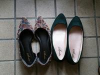 目指せ!百足(ムカデ)のつもりでこの秋買った靴ヨロカジ。 - 不二子のKorea ヨロカジ diary