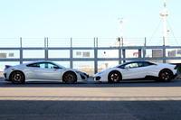 NSXはスーパーカーの夢を見るか - 記録簿