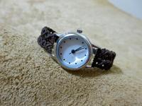 【マクラメ&ヘンプ】#168マクラメの腕時計&お知らせ - Shop Gramali Rabiya (SGR)