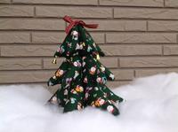 ♪クリスマスツリー☆ - アンティークキルトに恋して!きると屋スノーフレークの毎日
