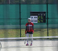 金栄堂サポート:森明美選手  全日本ベテランテニス選手権大会優勝ご報告&Fact®SPORTSインプレッション! - 金栄堂公式ブログ TAKEO's Opt-WORLD